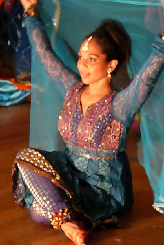 Menaka de Mahodaya Bollywood Passion